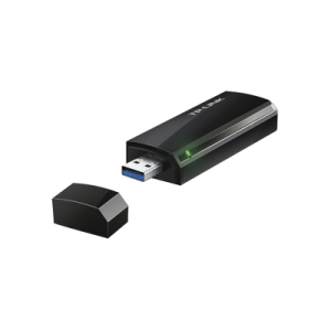 Adaptador USB inalámbrico doble banda AC 1200 Mbps