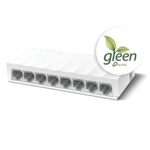 Switch para escritorio 8 puertos 10/100Mbps