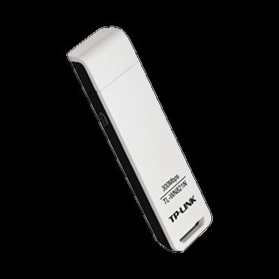 Adaptador USB inalámbrico N 300Mbps frecuencia 2.4 GHz tecnología MIMO